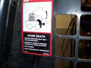 Evitati moartea