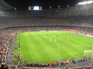 Nou Camp Stadium 1