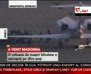 avion Madonna