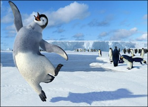 Happy Feet Lead 2